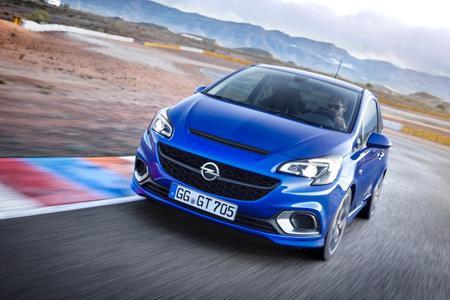 Neuer Opel Corsa OPC: Leistungssportler der fünften Generation / Foto: Adam Opel AG