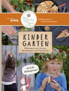 2. Platz Gartenbuch für Kinder