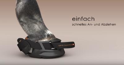 Swiss Galoppers  - Einfach schnell anziehen und abstreifen
