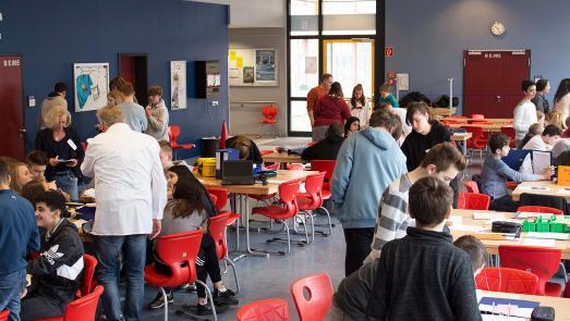 Lernbetrieb TALEB an der Primus Schule Minden getestet