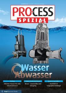 Wasser- und Abwassertechnik - das Geschäft sprudelt