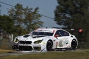 #100 BMW M6 GTLM, BMW Team RLL, IWSC, Road Atlanta