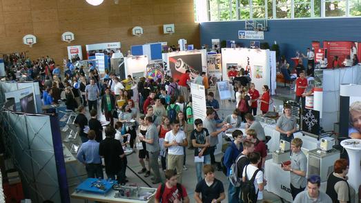Erfolgreiche IHK-Bildungsmesse in Lauda-Königshofen