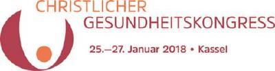 © Logo: Christlicher Gesundheitskongress