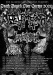 "BELPHEGOR add new tourdates to ""Death Magick Over Europe"" tour!"