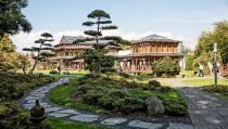 Japanischer Garten in Bad Langensalza (C) JensHauspurg