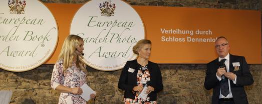 European Garden Photo Award   Eva Grünbauer, Sabine von Süsskind, Tyrone Mc Glinchey
