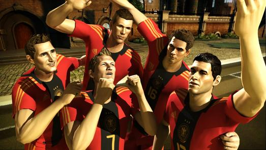 Pure Football Teamshot Germany