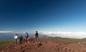 Der Teide-Nationalpark bietet Vulkanrouten auf fast 190 Quadratkilometern
