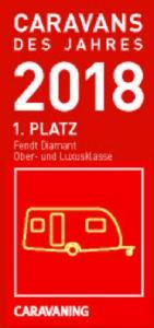 """1. Platz """"Ober- und Luxusklasse"""": Fendt-Caravan Diamant"""