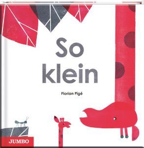 """Buchcover """"So klein"""""""