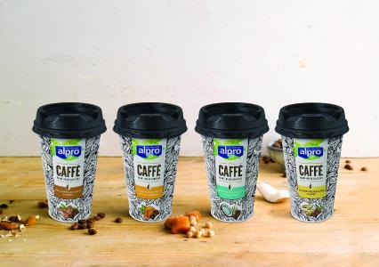 CAFFÈ Range von Alpro