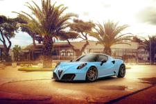 HEAVENLY ALFA - Pogea Racing presents ZEUS: the third development stage of the Alfa Romeo 4C.