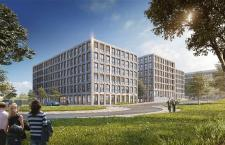 Implenia secures new building construction projects in Germany