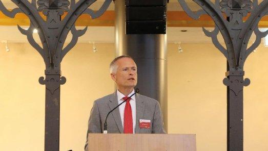 Dr. Martin Braun, Präsident der Landesapothekerkammer BW