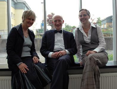 Wirtschaftspsychologie ist noch eine relativ junge Disziplin an Fachhochschulen. Prof. Dr. Christel Kumbruck, Prof. Dr. Uwe P. Kanning und Carolin Schütte (v. l.) wagen sich gemeinsam auf das Neuland und hoffen auf viele Mitstreiter