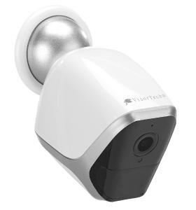 VisorTech 2K-IP-Ueberwachungskamera IPC-690