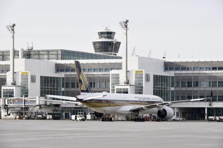 Singapore Airlines fliegt wieder nach München