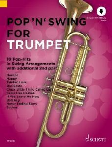 Schott ED23392 Pop For Trumpet