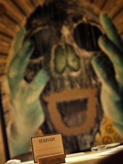 Streetart aus aller Welt schmückt das Innere des Liebesbiers