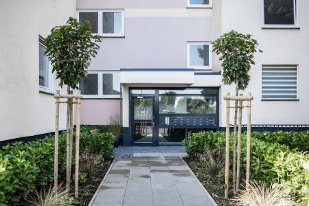 belvona setzt sich vor Ort aktiv für seine Mieter ein und erhält langfristig bezahlbaren Wohnraum.