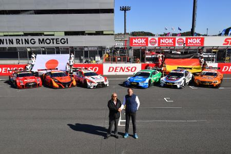 DTM meets Super GT, BMW M4 DTM, Motegi