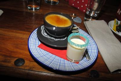 Verführerisch, süß und fair gehandelt: die Crème brûlée von der Tongabohne.