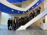 Teilnehmer und Veranstalter auf dem Education Day 2020 in München, Foto von Simon Höldrich/GOOD PLAN STUDIO