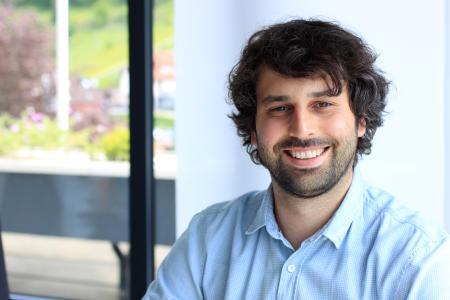 Steffen Erath, Head of Innovation, Hansgrohe SE / Copyright: Hansgrohe SE