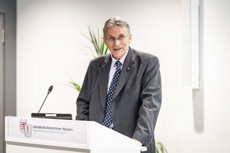 Dr. med. Wolfgang Kauder