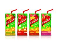 New in a beverage carton: ebba launches South America's first nectar with pieces of real fruit