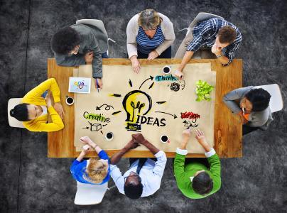 Design Thinking implementieren - aber wie?