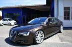 Cor.Speed Performance Wheels: Cor.Speed Deville am Audi A8