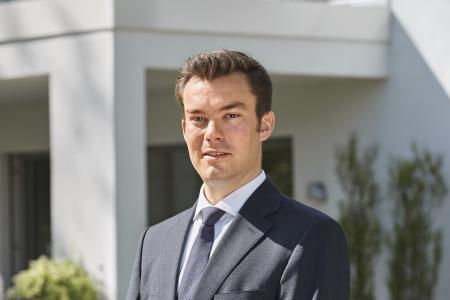 Stephan Jager, Geschäftsführer und kaufmännischer Leiter bei WeberHaus