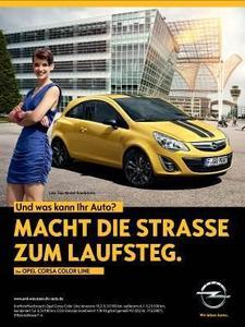 """""""Und was kann Ihr Auto?"""" Mit dieser herausfordernden Frage startet Opel am 9. Juli die neue deutschlandweite Markenkampagne"""