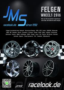 jms germany wheels catalog 2016 with more than 500 diffrent european designs