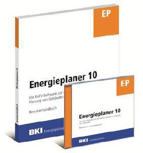 NEU: BKI Energieplaner 10 - zugelassen für alle KfW-Nachweise