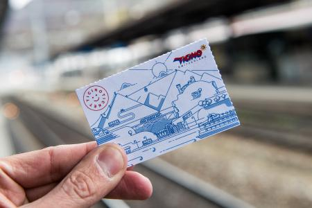 Ticino Ticket © Ticino Turismo /Ti-Press