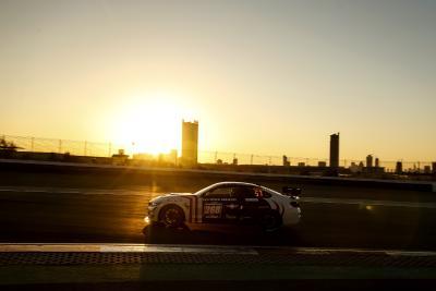 BMW M4 GT4, 3Y Technology, Dubai