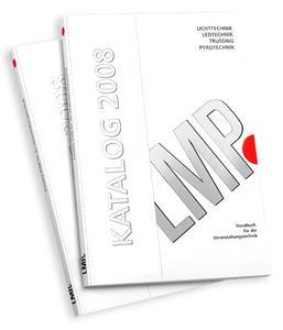 Katalog 2008 von LMP (Foto: LMP)