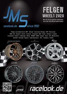 JMS Racelook Felgenkatalog 2020