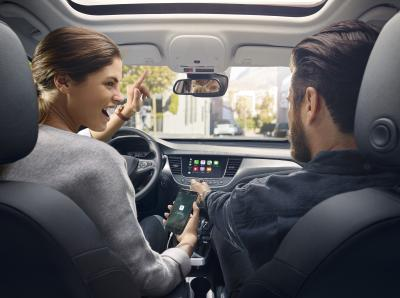 Opel Infotainment System
