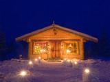 Die Hütte des Weihnachtsmanns (c) fintouring, Klaus-Peter Kappest