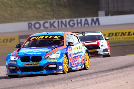 Andrew Jordan, BMW 125i M Sport, BTCC