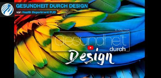 """Trailer """"Gesundheit durch Design"""""""