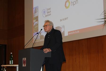 """Überlegungen zum Verhältnis von Demokratie und Bildung"""" - Vortrag und Diskussion mit Prof. Dr. Oskar Negt"""