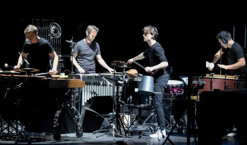 Ensemble Repercussion / Foto: Repercussion