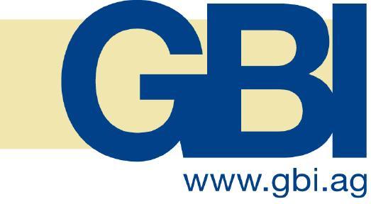 GBI AG Logo