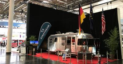 Airstream Messe