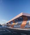 Lahti Travel Centre, Finnland, von JKMM Architects. Bild: Mika Huisman